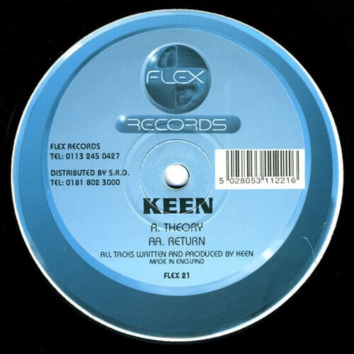 Keen - Theory / Return
