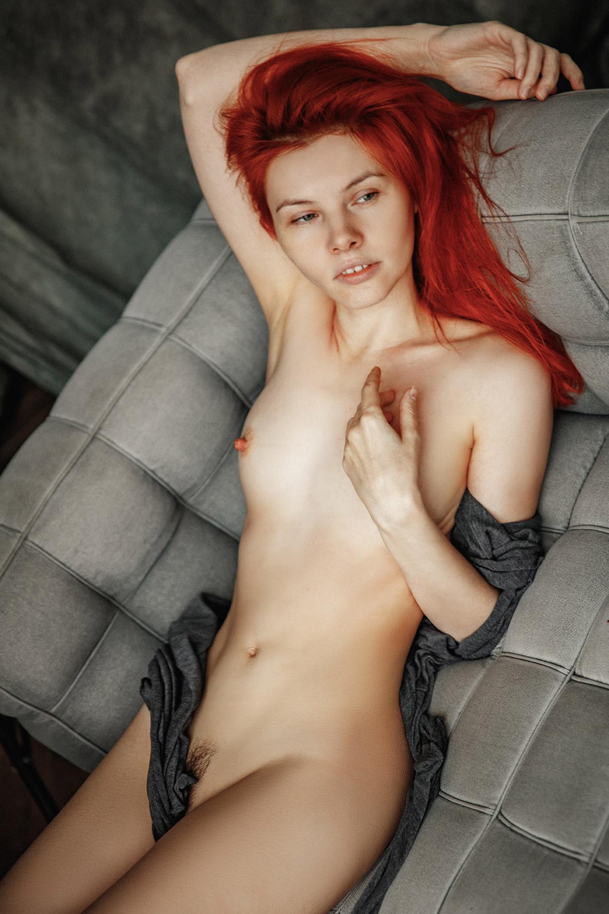 сексуальная -рыжая лиса- Наташа Коротовских / фото 02