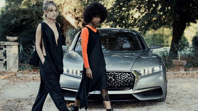 « Un Autre Regard », Nouvelle Edition DS Automobiles Pour La Paris Fashion Week 1600-2