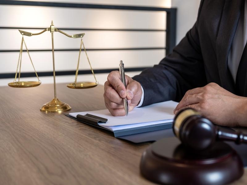 Legal Crime Lawyer