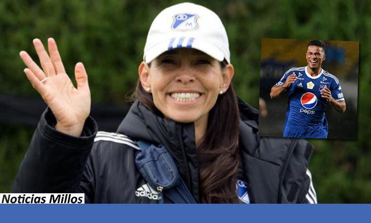 Doctora Catalina Chica insinúo machismo de los jugadores hacía su profesión