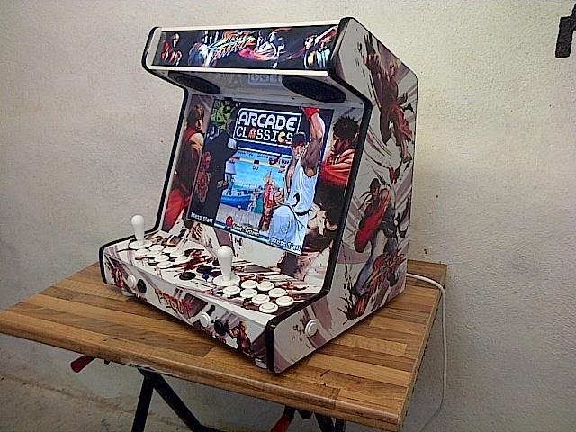 27b62ec6994f0609bfa6cb3a67f3969f borne d arcade street fighter