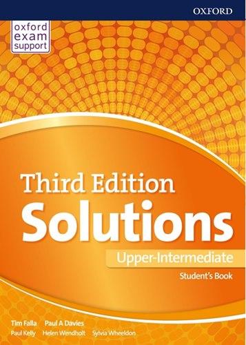 Oxford Solutions Upper-intermediate