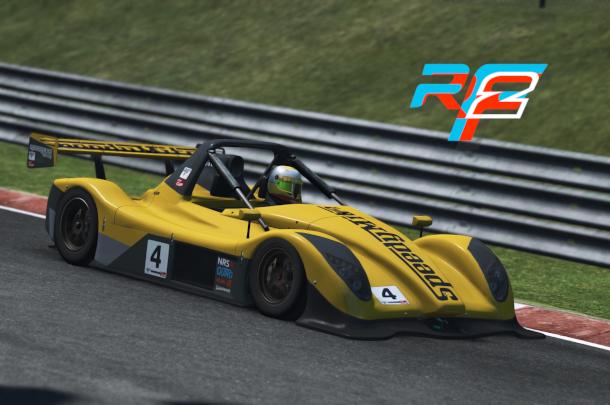 VRC Radical 2020 - Round 1 - Adria