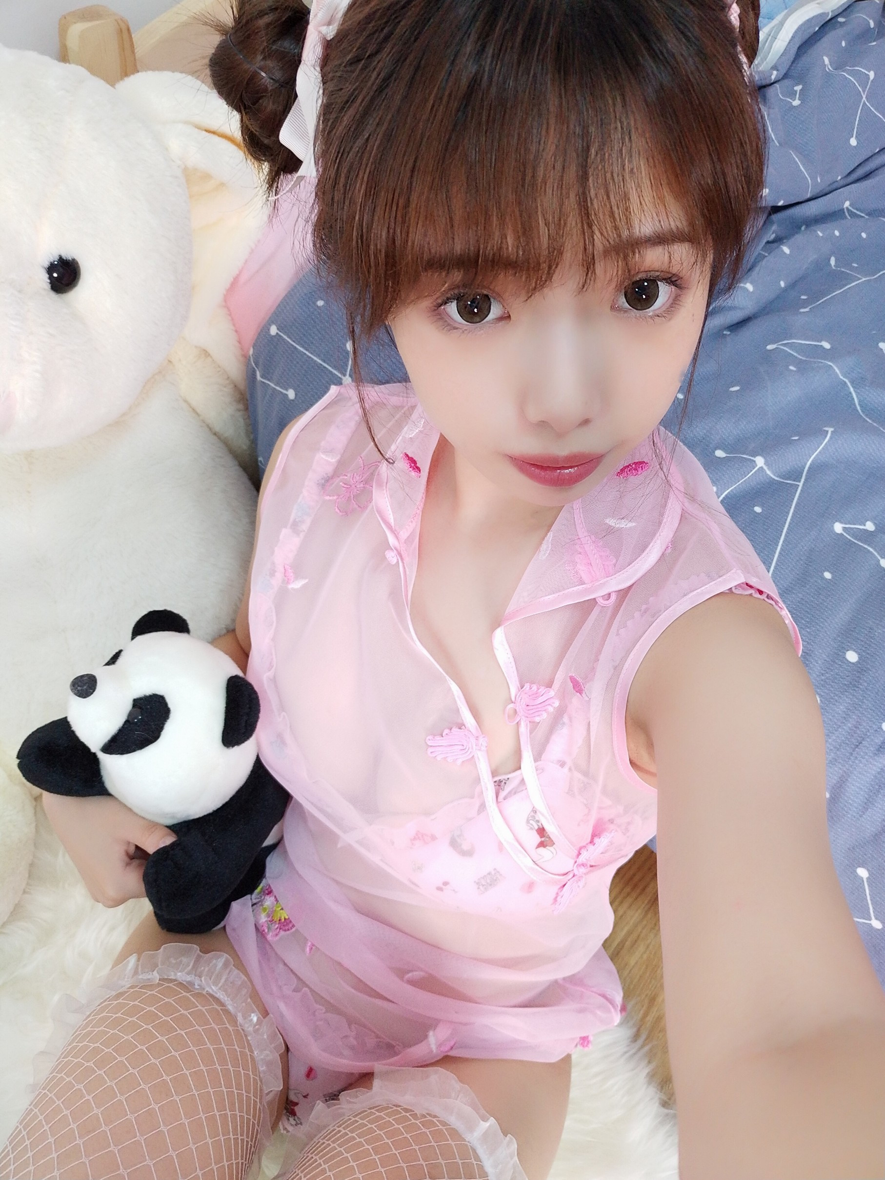 [cosplay] Wenmei - Cheongsam0018