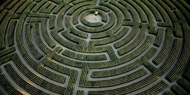 БРЭДЛИ ЛЮБЯЩИЙ - ЛЮБОВЬ НАЧИНАЕТСЯ С ПРАВДЫ (9 ЧАСТЕЙ) The-maze