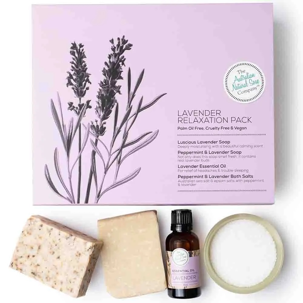 ANSC Lavender Relaxation Pack | Beanstalk Mums