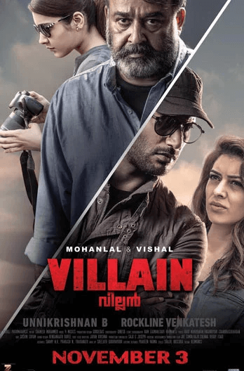 Villain (2021) Hindi Dubbed Movie 720p HDRip AAC