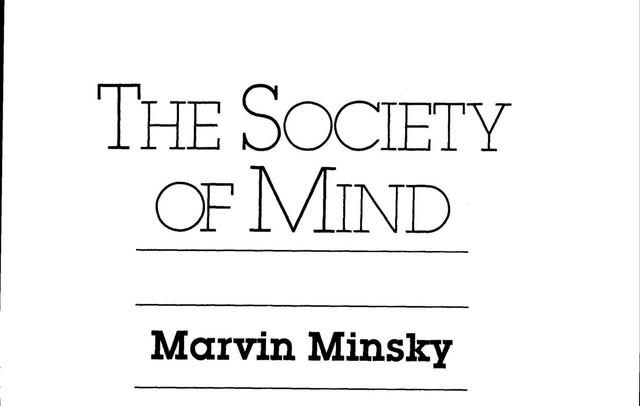 societyofmind