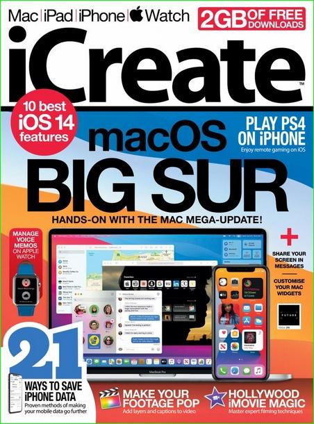 iCreate UK – September 2020