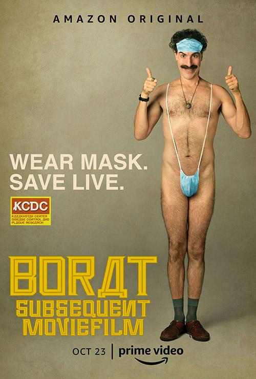 Borat 2: Subsequent Moviefilm | 2020 | m720p - m1080p | WEB-DL | Türkçe Altyazılı | Tek Link