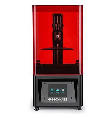 ELEGOO Mars UV Photocuring LCD - Cheap 3D Printer Under $300
