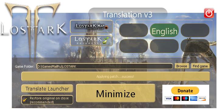 lost ark translation
