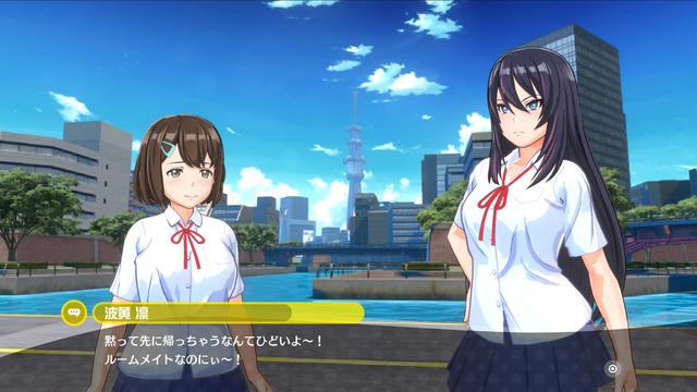 PlayStation®4『神田川JET GIRLS』今日發售! 可操控角色追加DLC也同步上市!  21