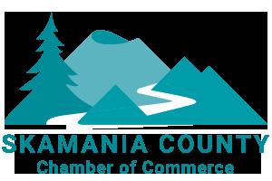 Skamania County Chamber of Commerce Logo