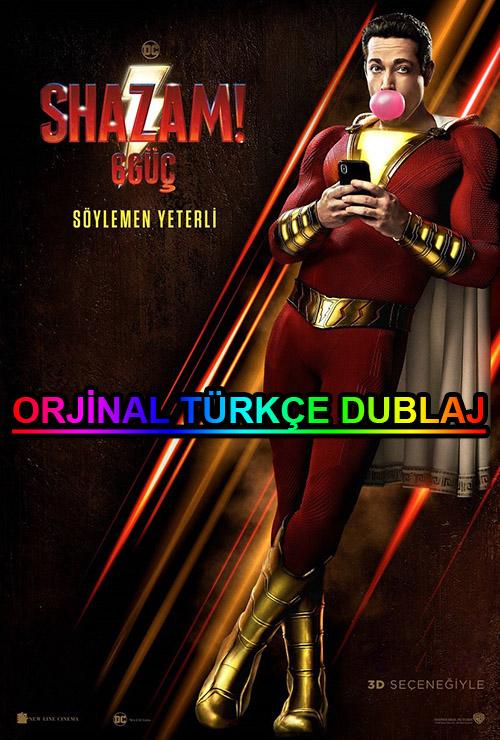 Shazam: 6 Güç | Shazam | 2019 | BDRip | XviD | Türkçe Dublaj | 4K - 720p - 1080p - m720p - m1080p | BluRay | Dual | TR-EN | Tek Link
