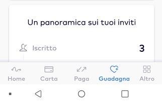 MONESE App gratuita regala fino a 25 Euro in denaro + altrettanti € SENZA LIMITI x inviti! Monese-3