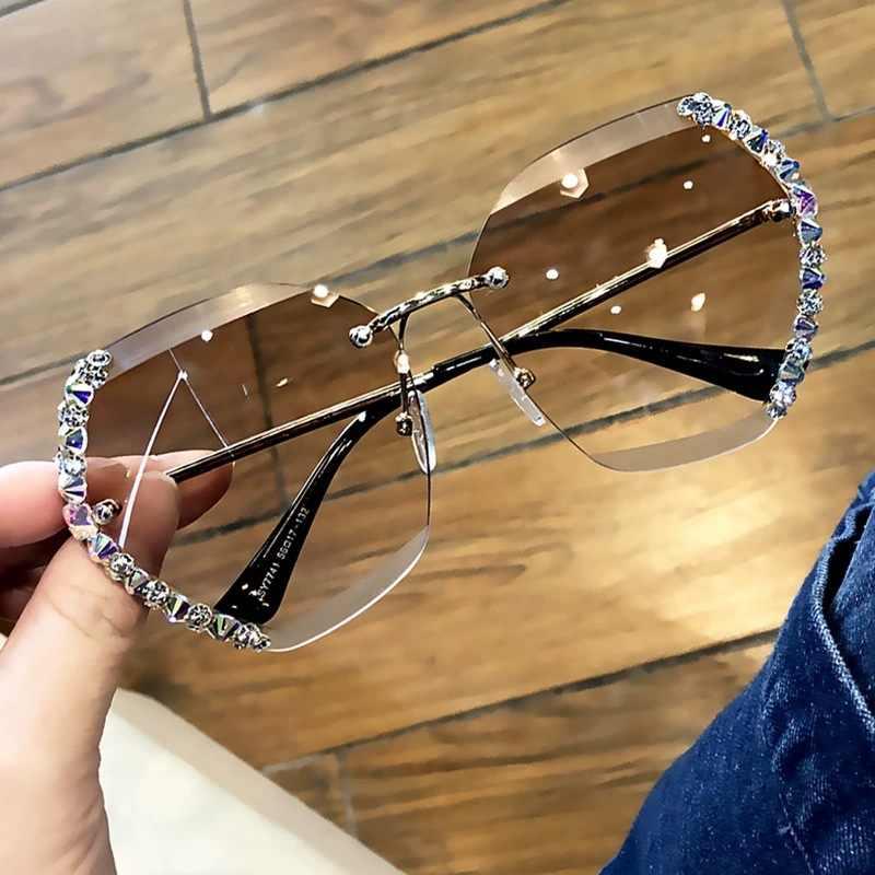 2020-Vintage-Fashion-Oversized-Diamond-Rimless-Sunglasses-Women-Luxury-Cutting-Lens-Sun-Glasses-For-
