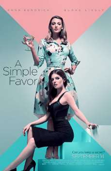 Nonton A Simple Favor (2018) BluRay MP4