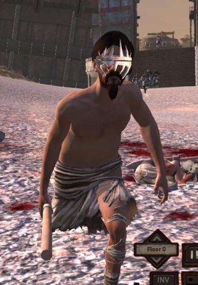 'Face Prison' the rare bandit mask / «Лицевая тюрьма» редкая маска бандита (RU)