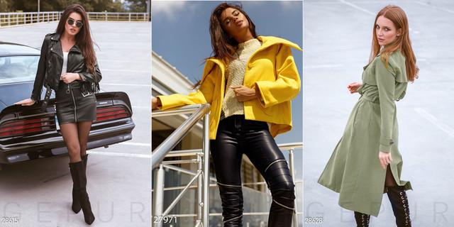 модная женская одежда в сезон весна 2019