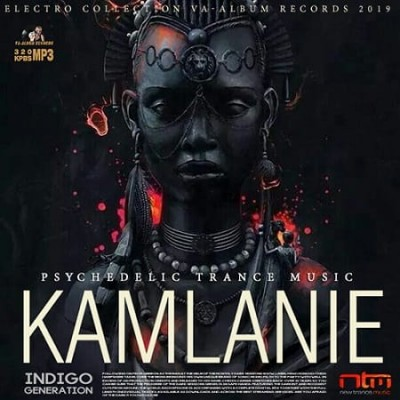 Kamlanie: Psychedelic Trance (2019) MP3  320 kbps