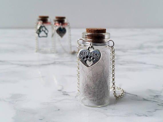 Description: Pet Memorial Urn Glass Vial for Ashes or Hair Pet Loss | Etsy | Pet  memorials, Pet loss gifts, Pet memorial ideas dogs