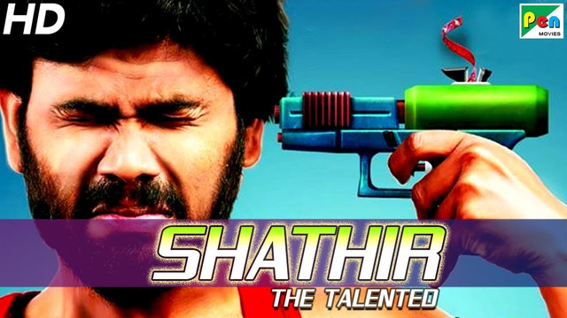 Shathir The Talented (Senjittale En Kadhala) 2019 Hindi Dubbed 480p HDRip 280MB