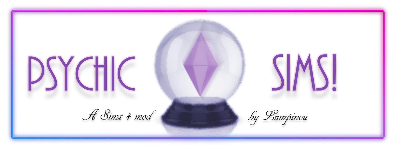 Экстрасенсорные способности / Psychic Sims v1 (11.11.2020)