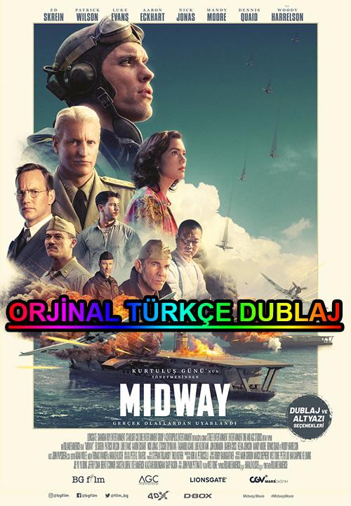 Midway | 2019 | BDRip | XviD | Türkçe Dublaj | 4K - 1080p - m720p - m1080p | BluRay | Dual | TR-EN | Tek Link