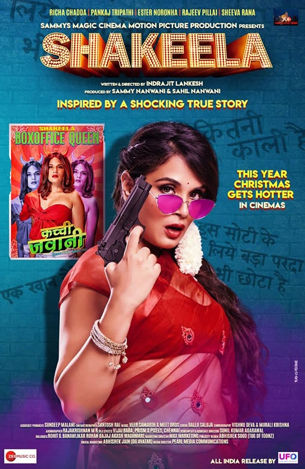 Shakeela (2020) Hindi Movie HDRip 720p AAC