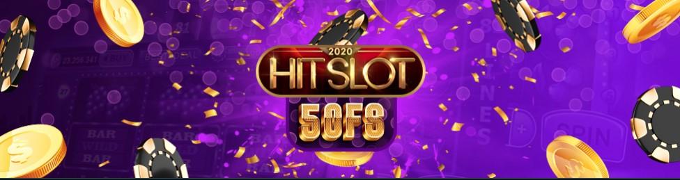 Бонус 50 фриспинов в игровом автомате 2020 Hit Slot