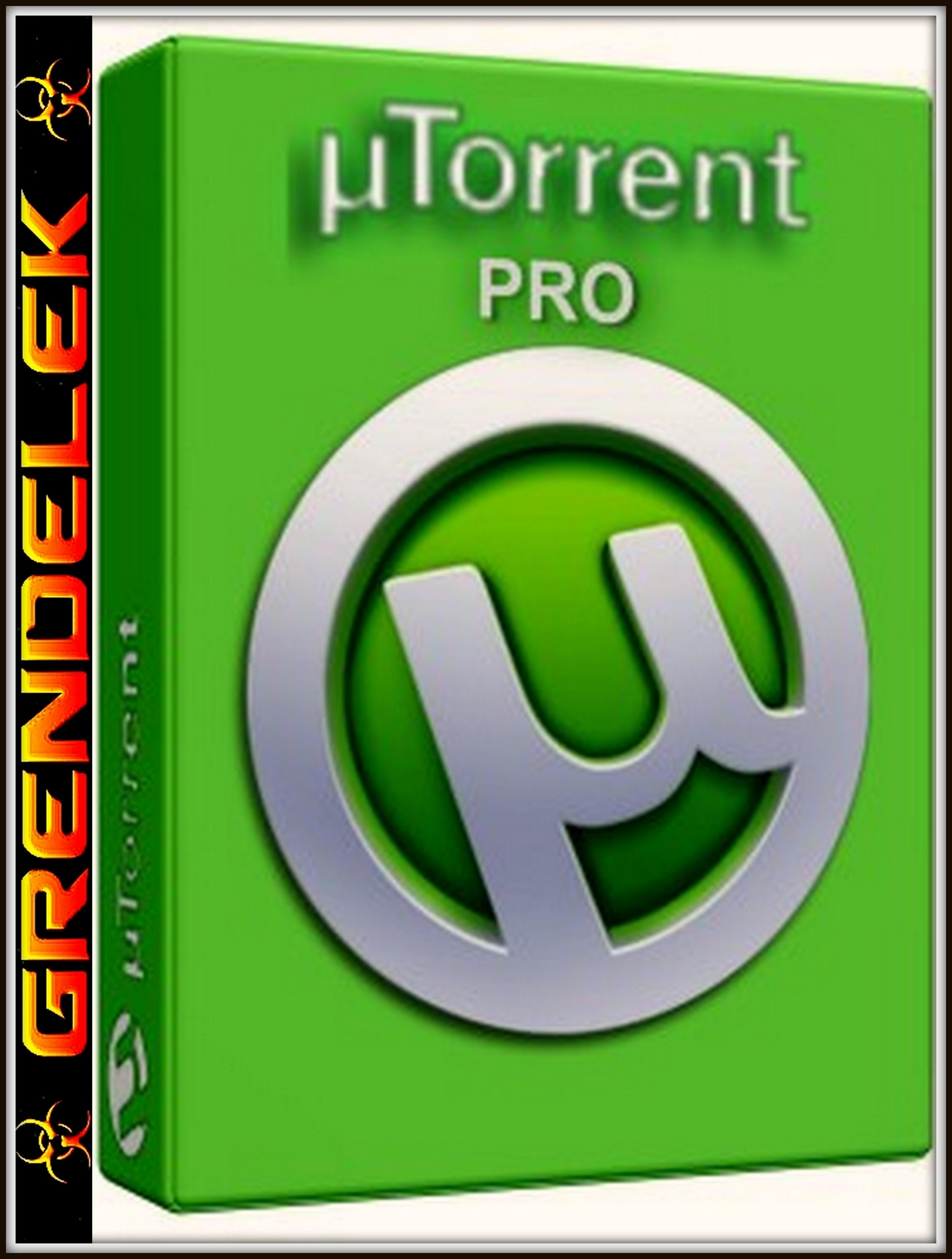uTorrent  / µTorrent Pro 3.5.5 Build 45365 MULTI-PL [Wersja zarejestrowana]