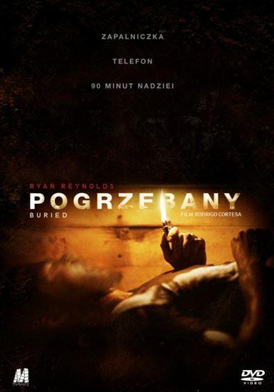Pogrzebany / Buried (2010)