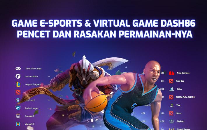 E-Sport Dash86