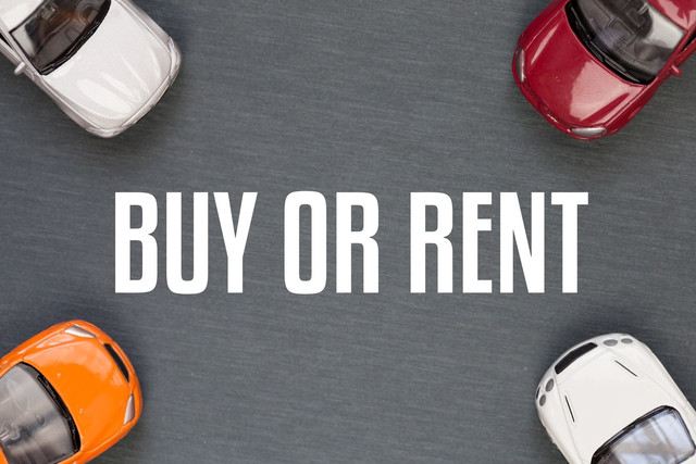 Top-view-of-buy-or-rent-a-car