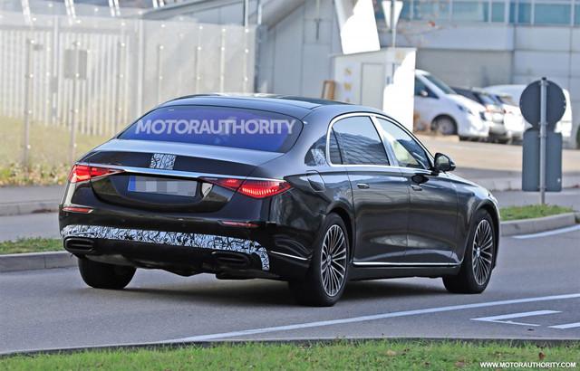 2020 - [Mercedes-Benz] Classe S - Page 22 CAF4-D46-C-80-A1-4-D86-A003-0-D8427-FC32-C8