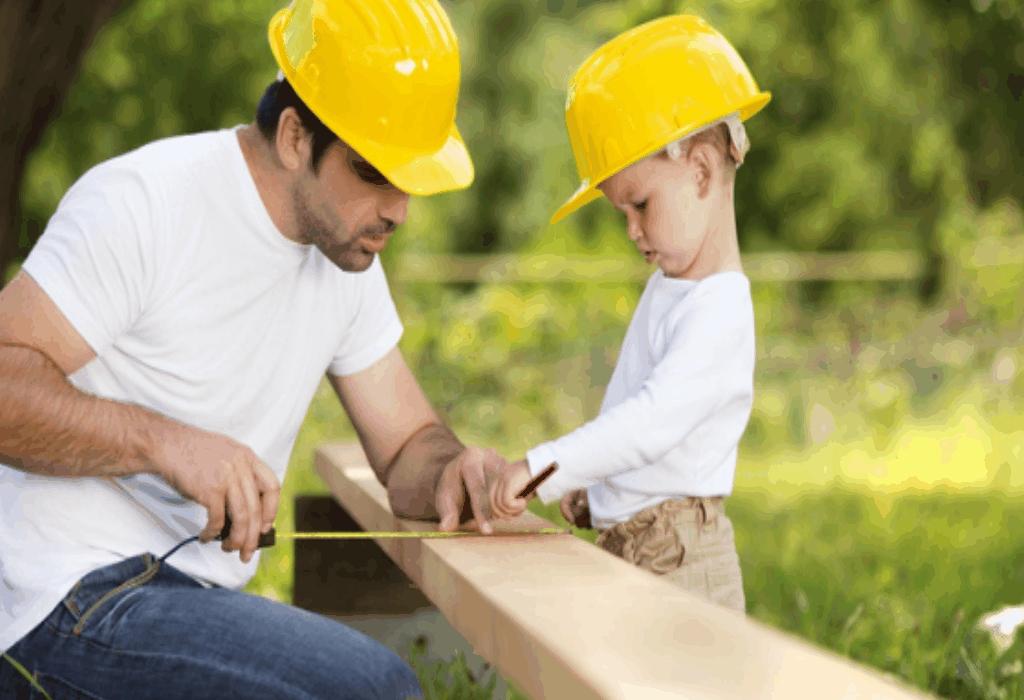DIY Gallery Hopper Basement Home Repair