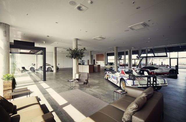 Premier anniversaire du Porsche Experience Center PEC) Hockenheimring S20-4561-fine
