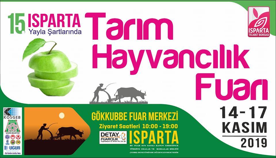 ISPARTA TARIM FUARI