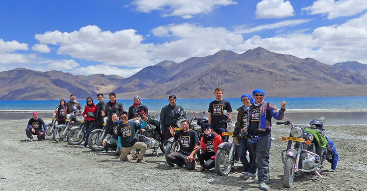 All you need to know about Leh bike Trip