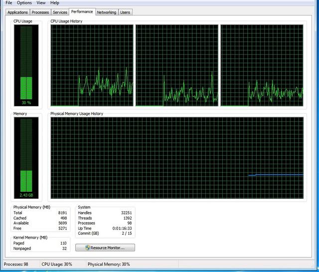 5 WMC Extenders running on VM