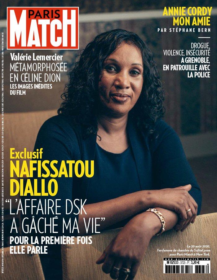 Paris Match - 10 Septembre 2020