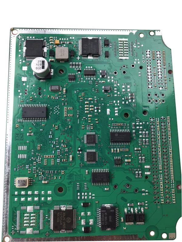 Mercedes ME9.7 ME 9.7 ECU ECM Engine Computer 1