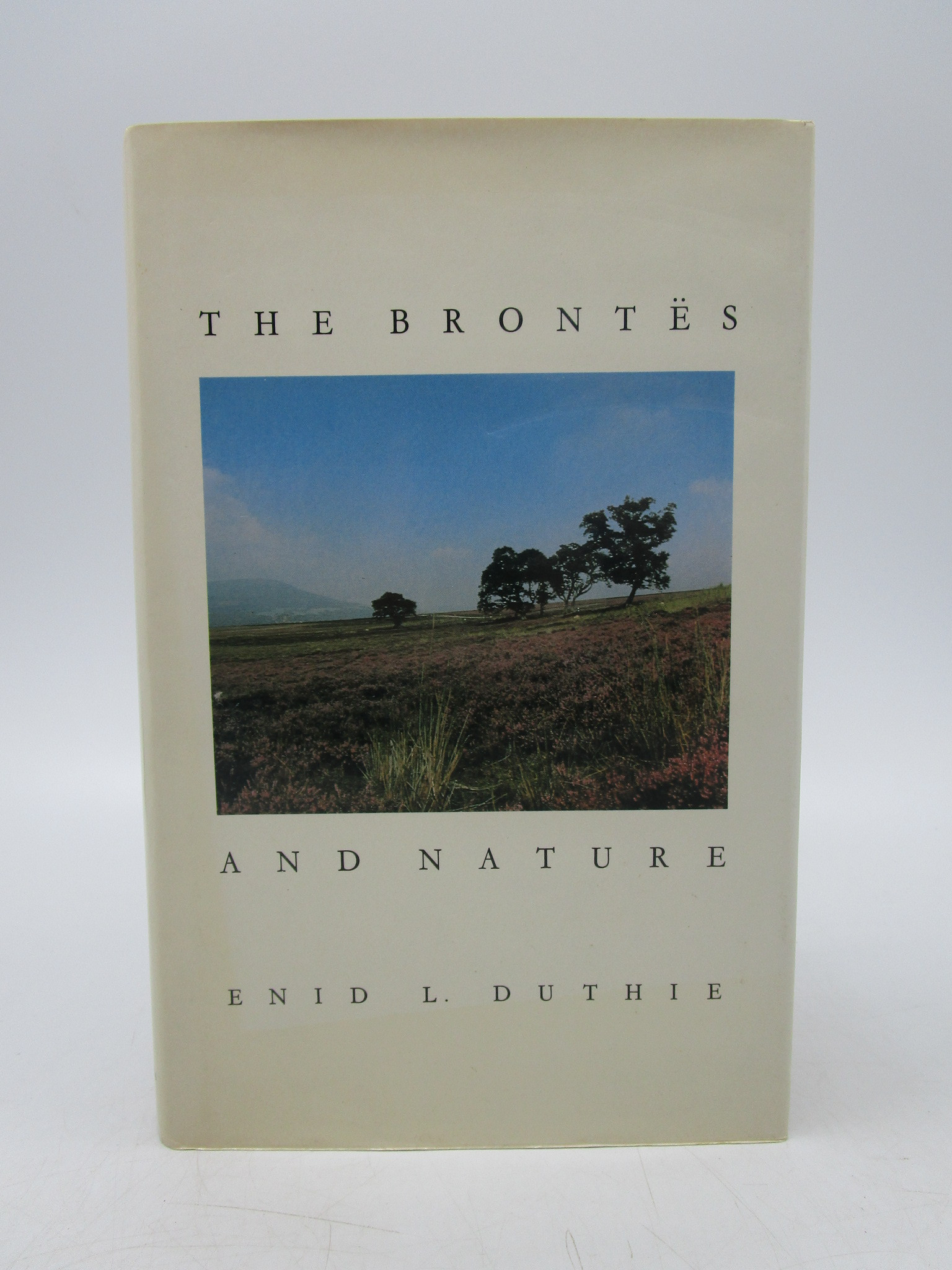 Image for The Brontes and Nature