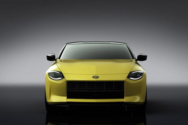 Le Nissan Z Proto : Inspiré Du Passé, Tourne Vers Le Futur 200916-01-007-source-1
