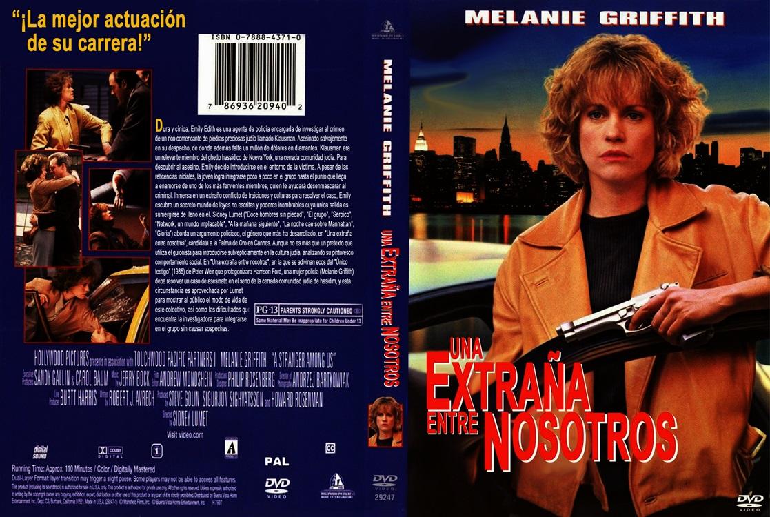 Una Extra a Entre Nosotros - Una Extraña Entre Nosotros [1992][DVD9/Pal][Audio:Castellano/Inglés][Sub:Castellano][Romance]
