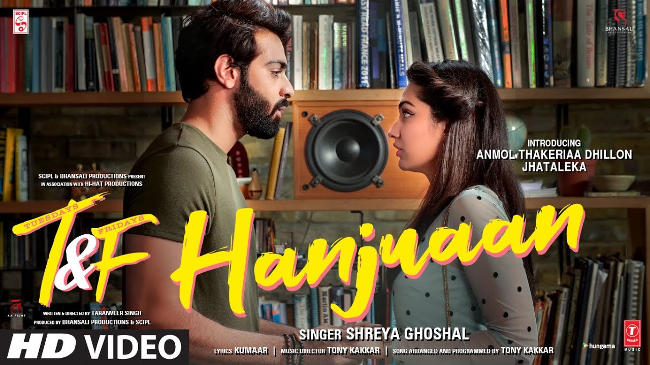 Hanjuaan Video Song – Tuesdays & Fridays (2021) Ft. Anmol Dhillon & Jhataleka Malhotra HD