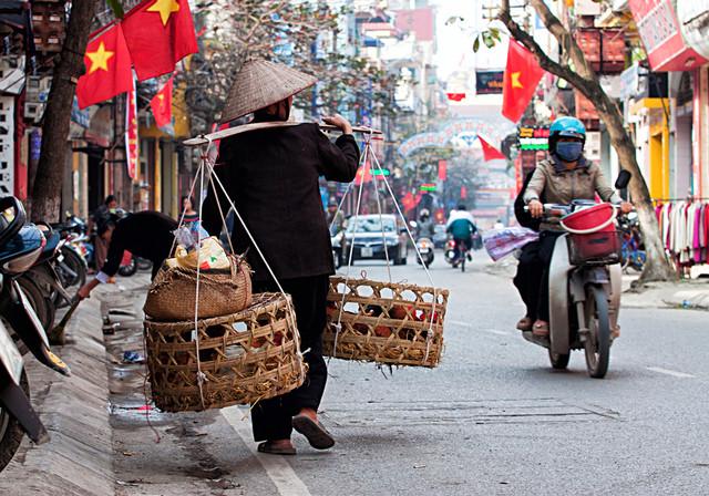 Vietnam-Halong-Bay-Saigon-Hanoi-Street