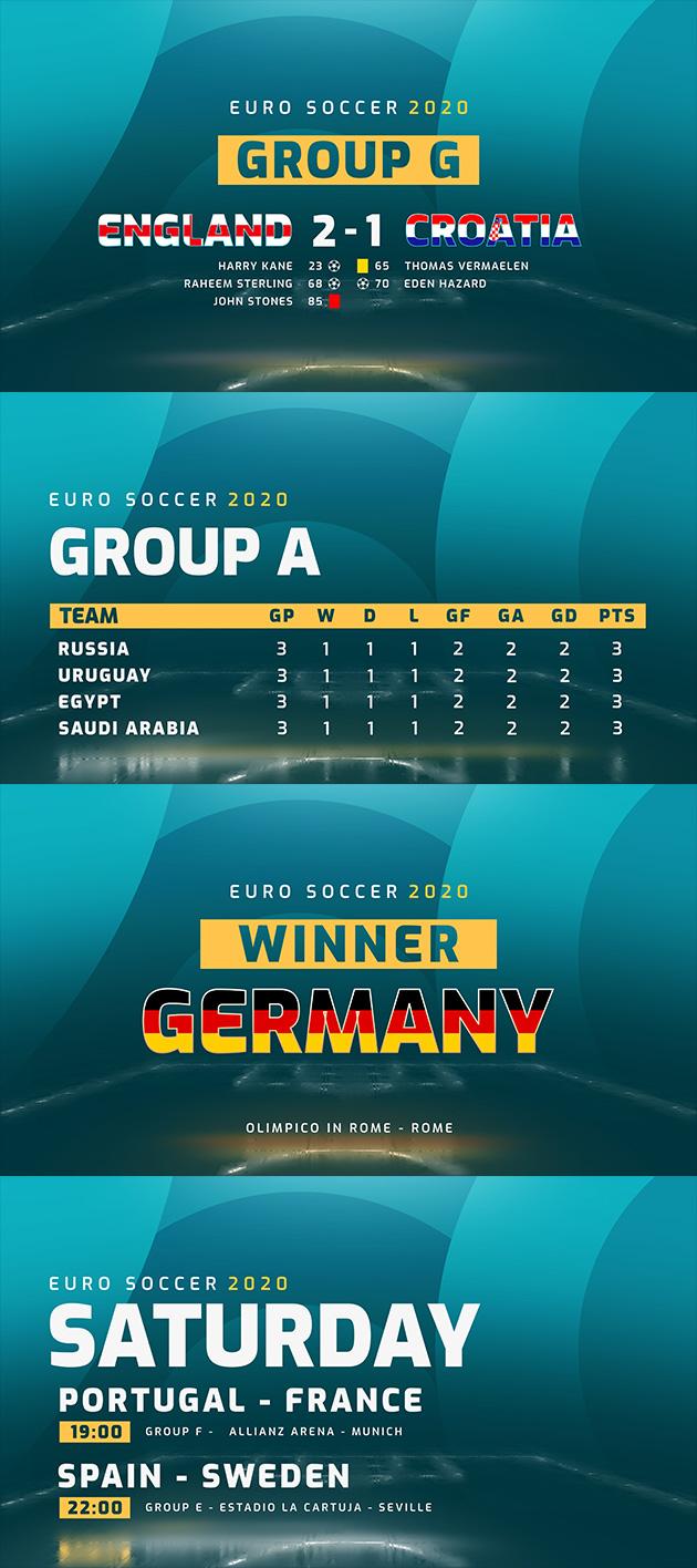 Euro Soccer 2020 - 4
